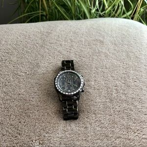 GUESS Watch, Black - NO Extra Links or Battery